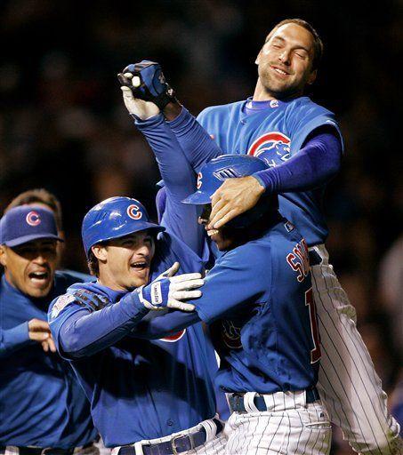MLB: Cachorros 2, Dodgers 1, 10 innings; Soriano define