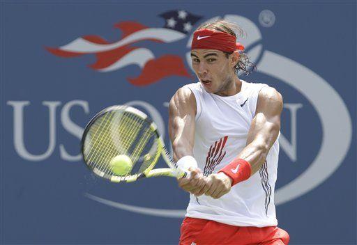 US Open: Del Potro sigue imparable, Nadal pasa a octavos