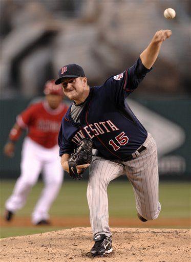 MLB: Mellizos 9, Angelinos 0; Perkins lanza blanqueada