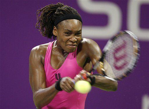 V. Williams derrota a Jankovic y avanza a final en Campeonato WTA