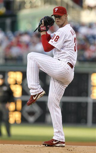 MLB: Filis 5, Bravos 4