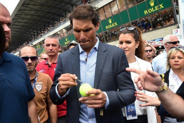 Nadal debutará en Wimbledon contra el israelí Sela