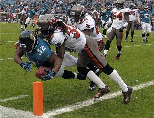 NFL: Jaguars 41, Buccaneers 14; catarata ofensiva de Jaguars