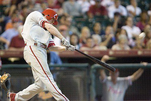 MLB: Filis 15, Astros 6