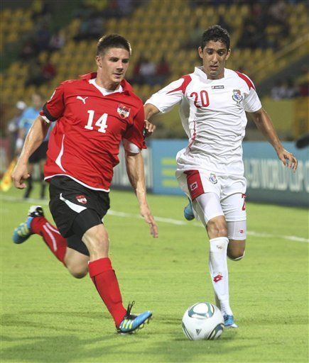 Sub20: Panamá, con un Mejía seguro, empata frente a Austria
