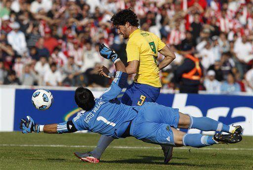América: Pato confía en que los goles van a llegar