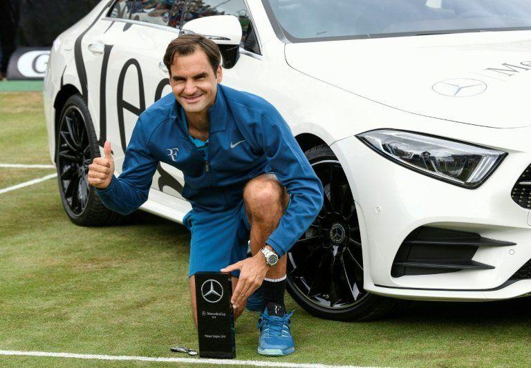 Federer destrona a Nadal en lo más alto del ranking ATP