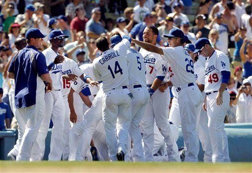 Tras pausa, Dodgers esperan que haya pasado lo peor