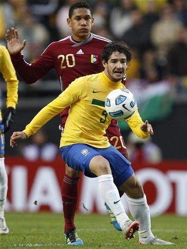 América: Pato dice que Brasil sigue siendo favorito