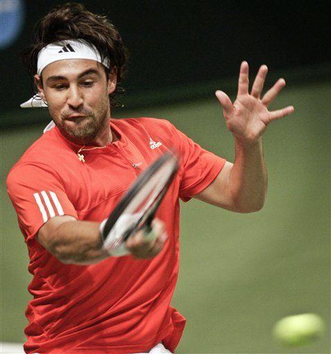 Baghdatis vence a Rochus y gana el título en Luxemburgo