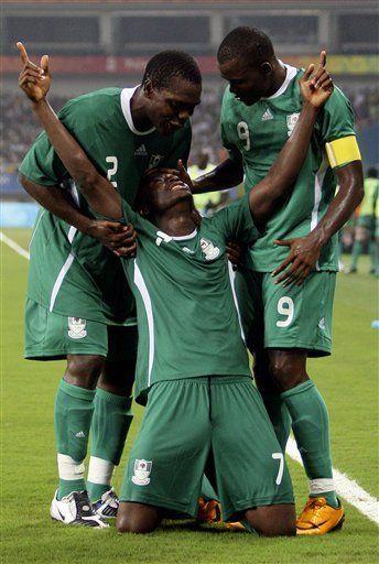 Nigeria tritura a Bélgica y avanza a segunda final en fútbol