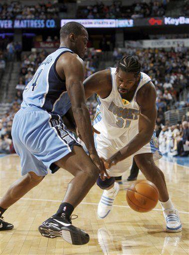 NBA: Nuggets 114, Jazz 105; Anthony suma 30 puntos