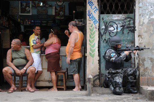 COI tiene confianza en Río pese a oleada de violencia