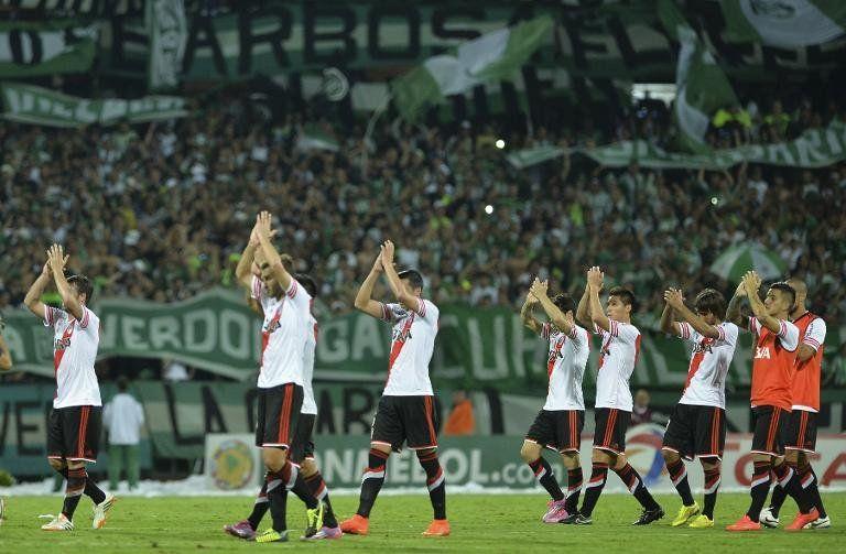 River promete jugarse la vida para cumplir sueño de la Sudamericana