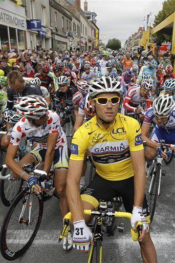 El Tour de Francia entra en las montañas