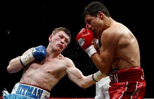 Hatton derrota a Lazcano por decisión unánime