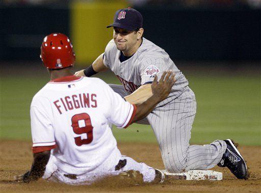 MLB: Mellizos 2, Angelinos 1, 12 innings; Span impulsa triunfo