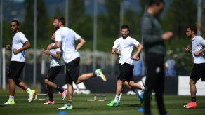 El Mónaco apelará a la heroica para remontar ante la Juventus