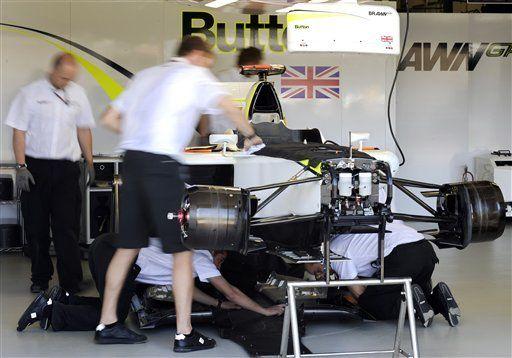 F1: Comisarios rechazan reclamo sobre difusores