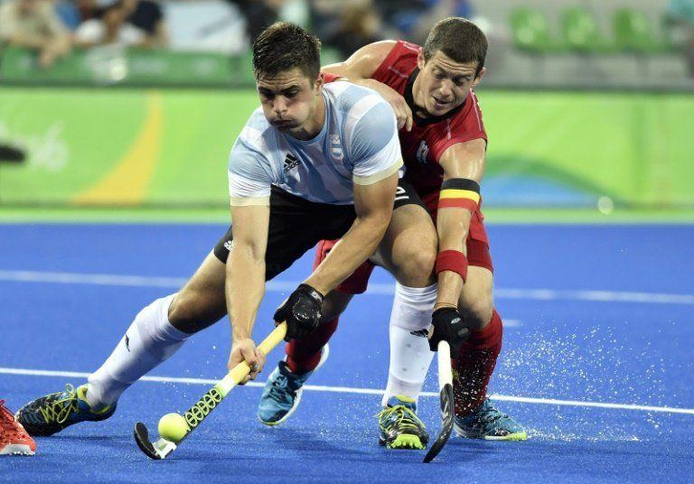 Argentina gana a Bélgica 4-2 y conquista el oro en hockey masculino