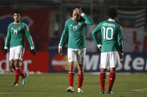 América: México saldrá a buscar goles contra Perú