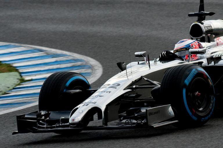 Button alcanzará en Bahréin las 250 carreras en Fórmula 1