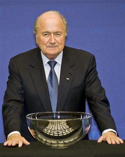 Blatter buscará la reelección como presidente de la FIFA