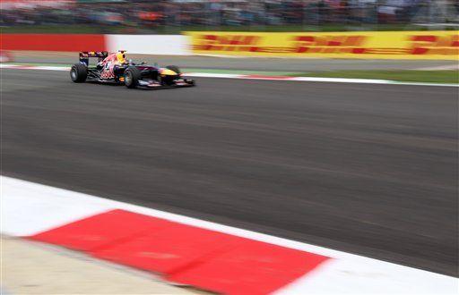 Vettel es el más veloz en última práctica para GP Británico de F1
