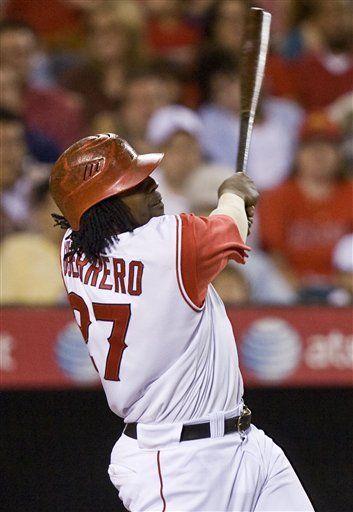 MLB: Angelinos 4, Rangers 3; Hunter impide jonrón de Blalock