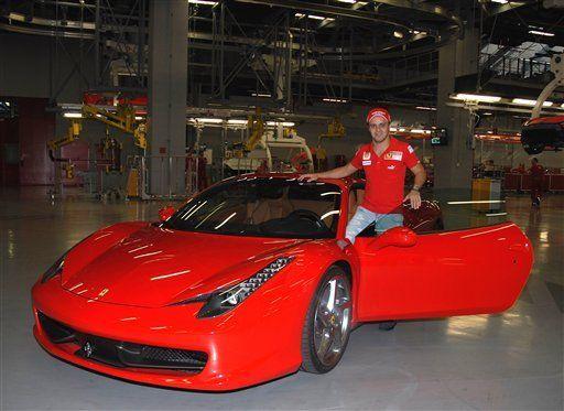 Ferrari anunciará el miércoles fecha de regreso de Massa