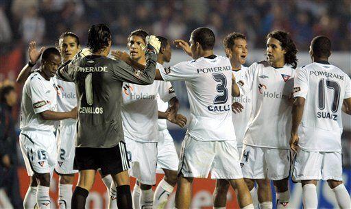 Libertadores: San Lorenzo y Liga empatan 1-1