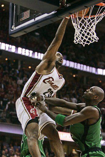NBA: Cavaliers 88, Celtics 77; Cleveland empata la serie