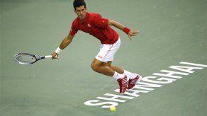 Djokovic avanza a la final de Shanghai