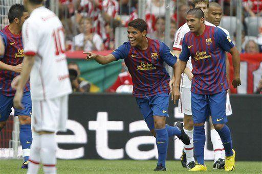 Barcelona y Bayern avanzan a la final de la Copa Audi