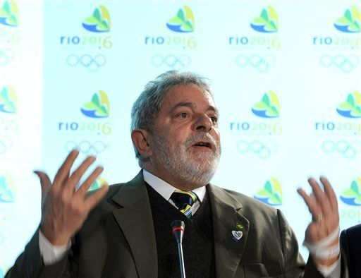 Lula: Río está lista con alma y cuerpo