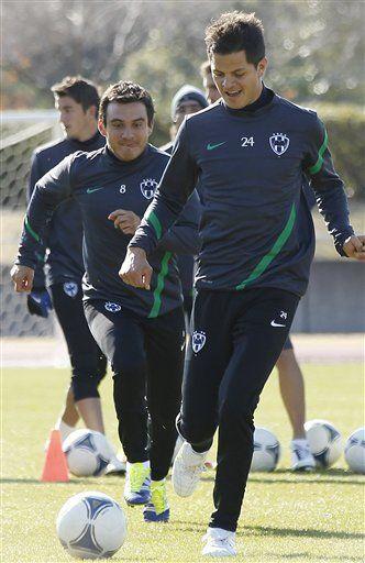 Monterrey espera sorprender en el Mundial de Clubes