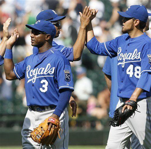 MLB: Reales 8, Medias Blancas 7, Germán da triunfo a Reales