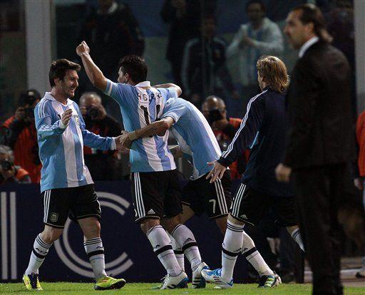 América: Messi finalmente brilla con Argentina
