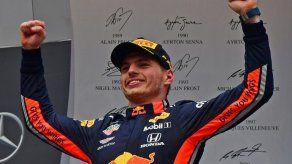 Verstappen gana una carrera loca en Alemania