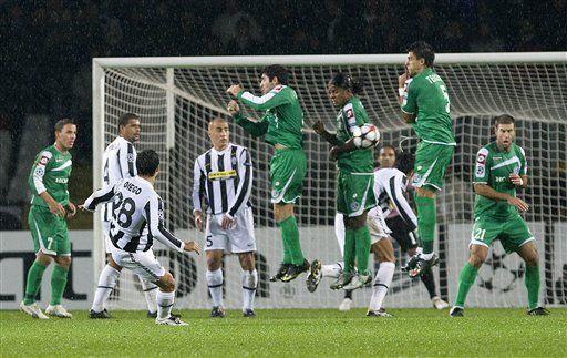 Campeones: Juventus vence 1-0 al Maccabi Haifa