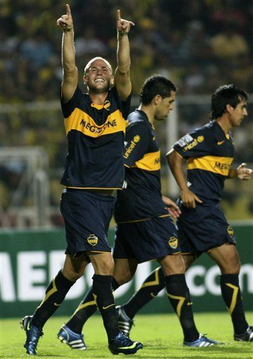 Libertadores: Boca vence 1-0 al Deportivo Táchira y es líder