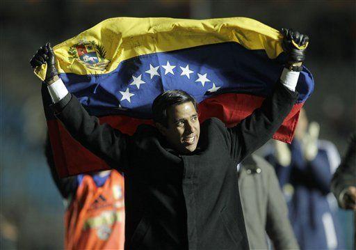 América: Plantel venezolano tranquilo pese a victoria histórica