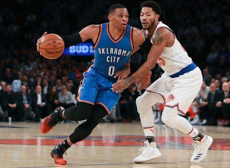 Westbrook logra su 33 triple-doble de la temporada y LeBron el décimo