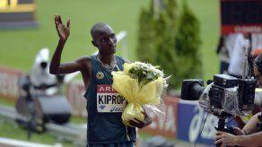 El keniano Kiprop consigue marca mundial del año de los 800 m en París