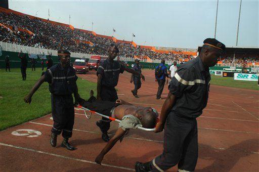 Luto en Costa de Marfil por 19 muertos en estampida