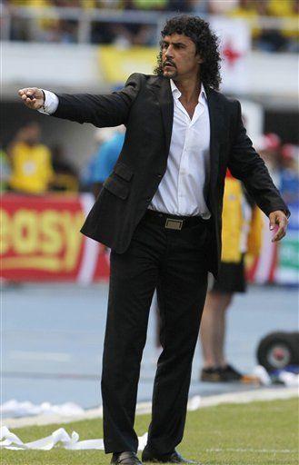 Mundial: Alvarez en situación complicada tras derrota de Colombia