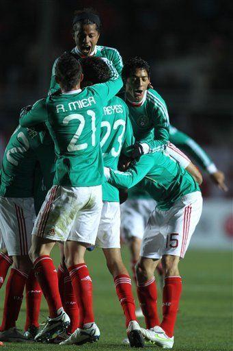América: Chile remonta y vence 2-1 a México