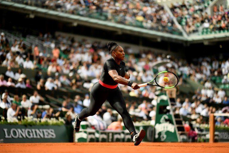 Roland Garros prohibirá a Serena Williams vestir su Black Panther en 2019