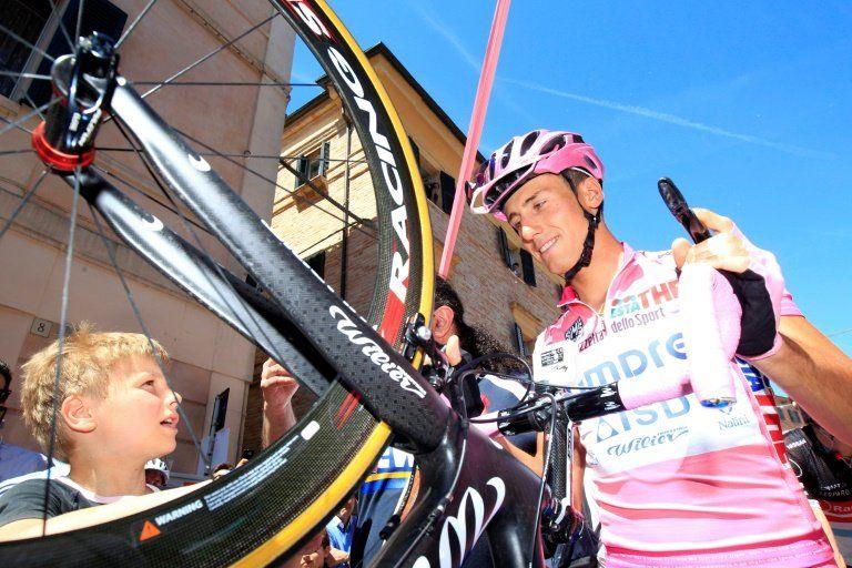 Adriano Malori anuncia su retirada del ciclismo profesional
