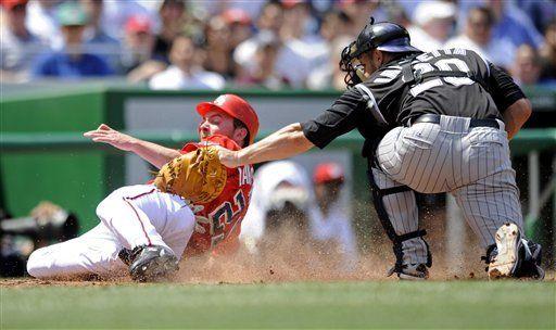MLB: Rockies 7, Nacionales 2; Rockies atormentan a Nacionales